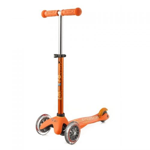 Mini Micro Deluxe Scooter Orange