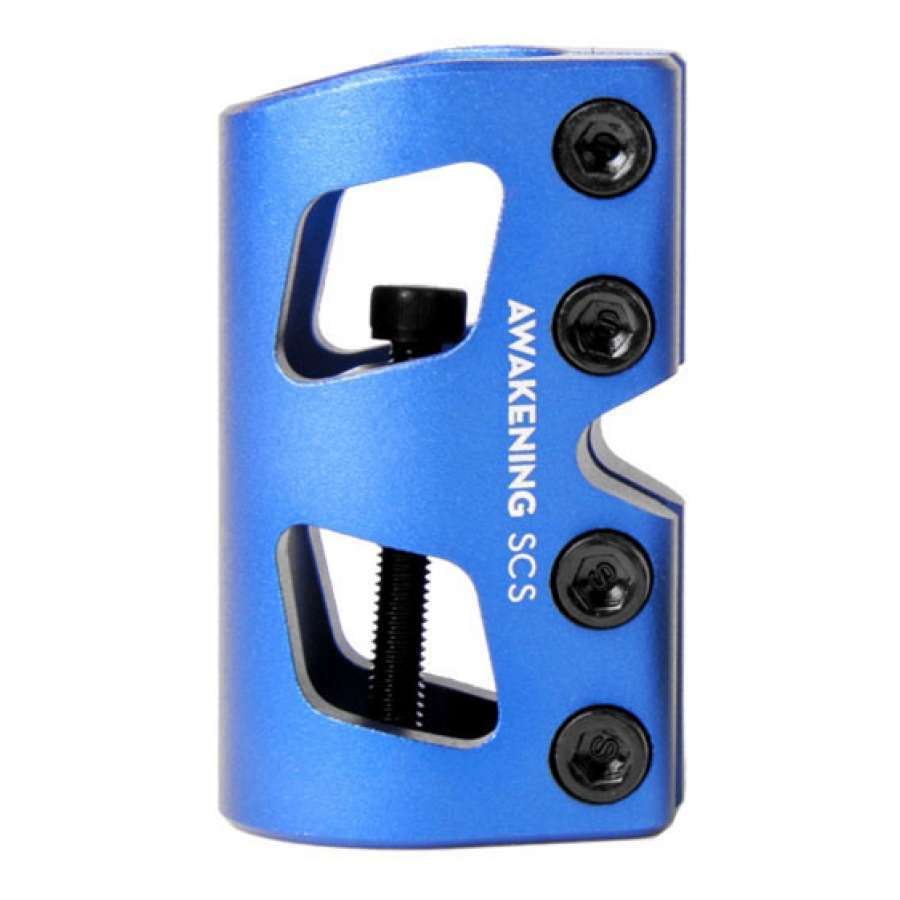 Flavor Awakening SCS clamp blue
