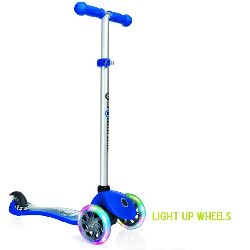 Globber Primo Fantasy Lights 3 Wheel Scooter