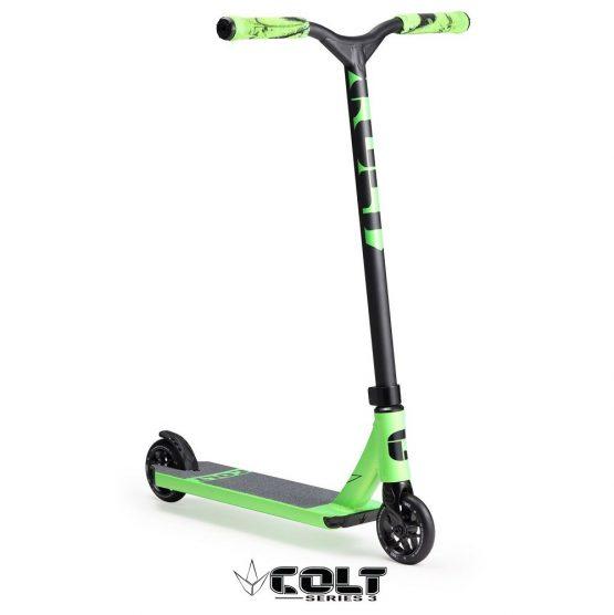 envy colt s3 green