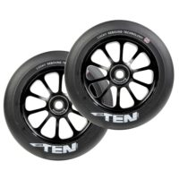 Lucky-ten-120mm-wheels-black
