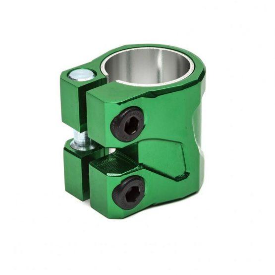 addict shield clamp green