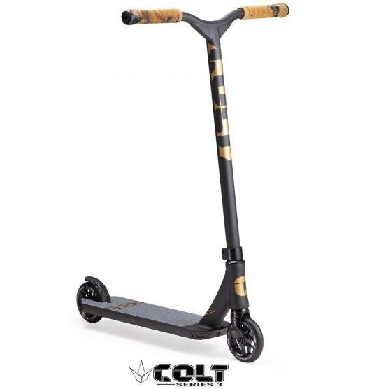 colt s3 black gold