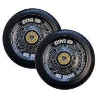 Eagle Concave Hollowtech Wheels 115mm Black
