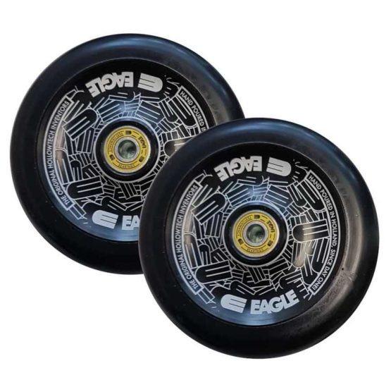 Eagle Concave Hollowtech Wheels 115mm Black