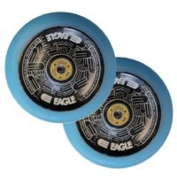 Eagle Hollowtech Wheels 115mm Blue