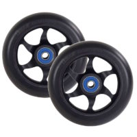 flavor awakening 110mm wheels black