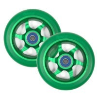 flavor awakening 110mm wheels green