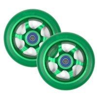 flavor awakening 110mm wheels green