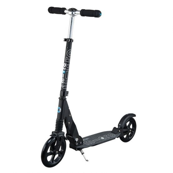 Micro Suspension Scooter Black