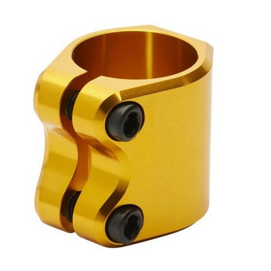 tilt classic double clamp gold 2