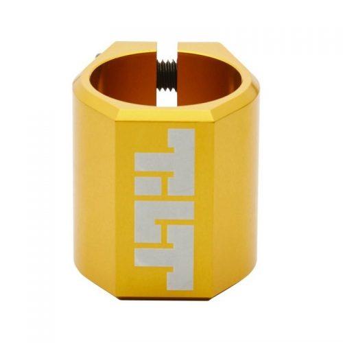tilt classic double clamp gold