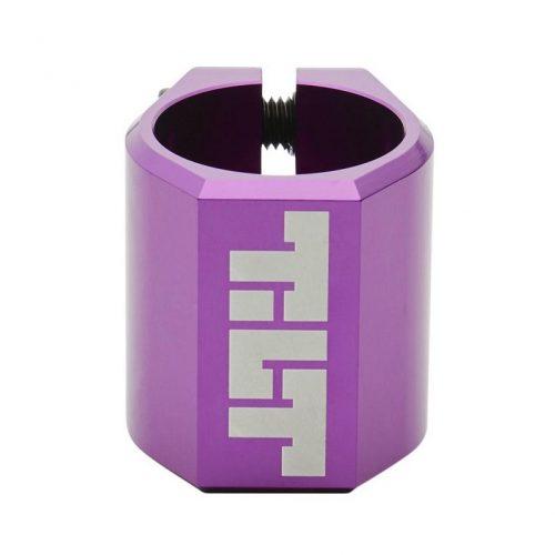 tilt classic double clamp purple