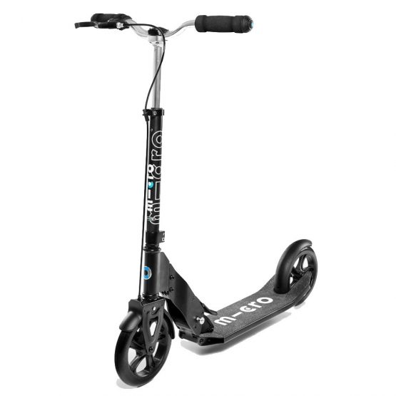 Micro Downtown Black Scooter 1