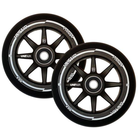 unfair-compass-110mm-wheels-black