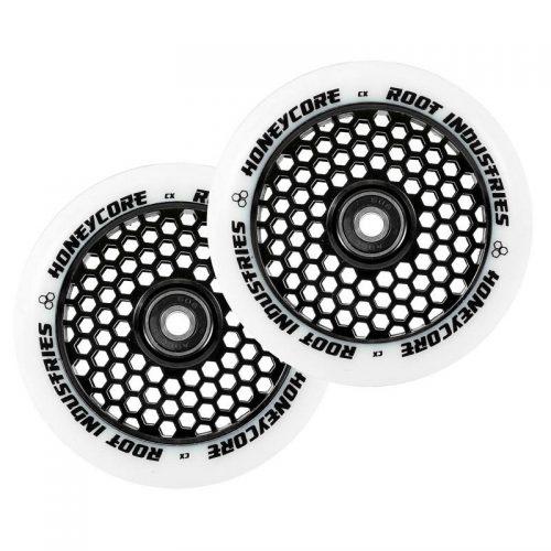 root-industries-honeycore-110mm-white-black